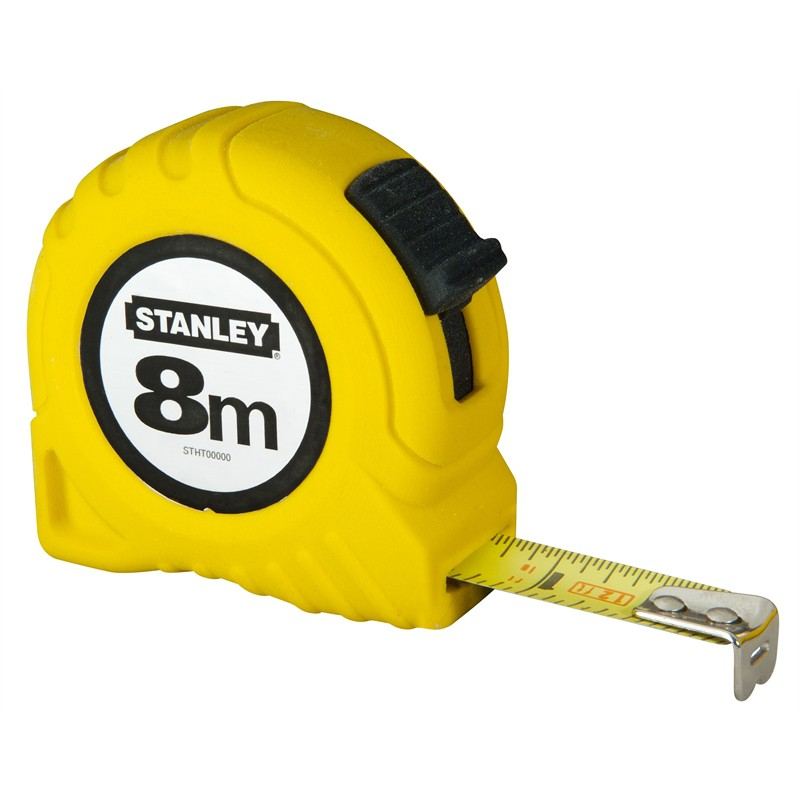 Tape measure 8m stanley