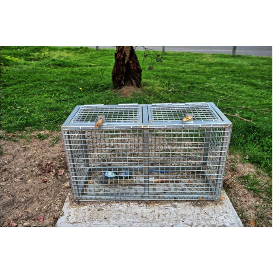 Water Meter Cages